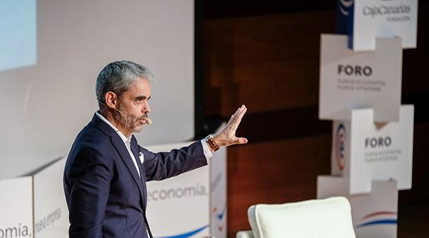 """ForoE: """"Los retos de la transformación digital en el sector turístico"""" por Juan Luis Polo © Aarón S. Ramos/FYDE"""