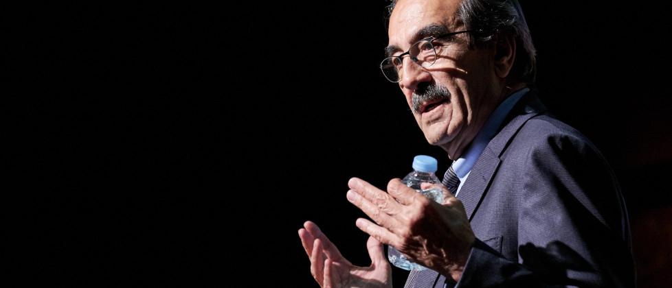"""Emilio Ontiveros, """"Perspectivas económicas y nuevos desafíos para 2019"""" en #foroe"""