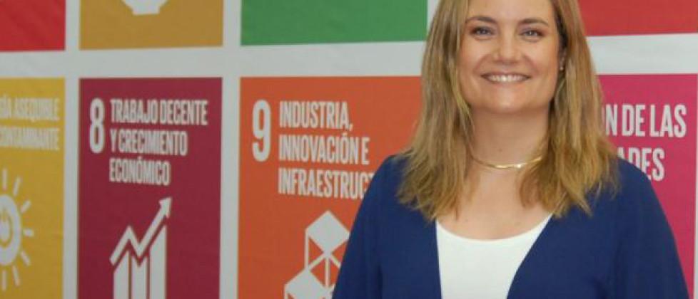 """""""Las oportunidades de negocio son infinitas para las empresas que se comprometan con la Agenda 2030"""""""